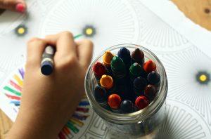 Terapia y juego en los niños